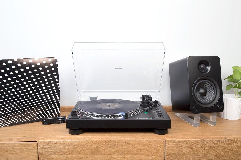 Guía AUDIO-TECHNICA: AT-LP120X VS AT-LP120